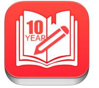 10年日記